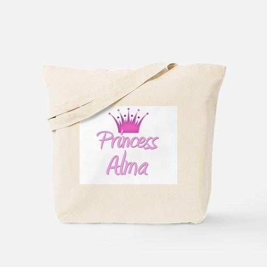 Princess Alma Tote Bag