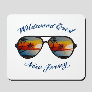 New Jersey - Wildwood Crest Mousepad