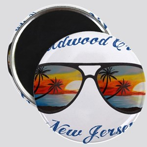 New Jersey - Wildwood Crest Magnets