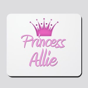 Princess Allie Mousepad