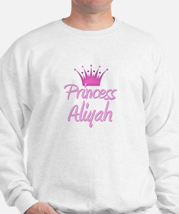 Princess Aliyah Sweater