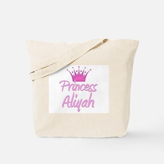 Princess Aliyah Tote Bag