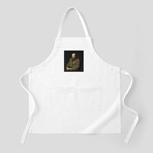 Fyodor Dostoevsky BBQ Apron