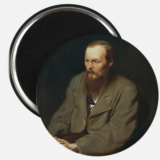 Fyodor Dostoevsky Magnet