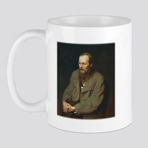 Fyodor Dostoevsky Mug