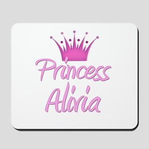 Princess Alivia Mousepad