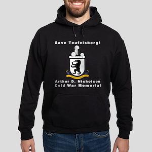 Save Teufelsberg! Hoodie (dark)