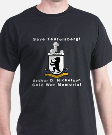 Save Teufelsberg! T-Shirt