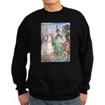 Kay Nielsen Princess Sweatshirt (dark)