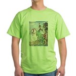 Kay Nielsen Princess Green T-Shirt