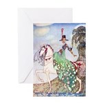 Kay Nielsen Princess Greeting Card