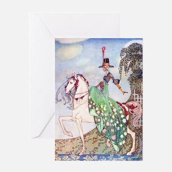 Kay Nielsen Princess Greeting Card