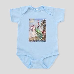 Kay Nielsen Princess Infant Bodysuit