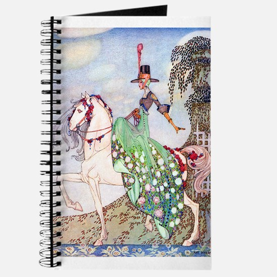 Kay Nielsen Princess Journal