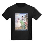 Kay Nielsen Princess Kids Dark T-Shirt