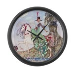 Kay Nielsen Princess Large Wall Clock