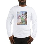 Kay Nielsen Princess Long Sleeve T-Shirt