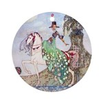 Kay Nielsen Princess Ornament (Round)