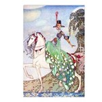 Kay Nielsen Princess Postcards (Package of 8)