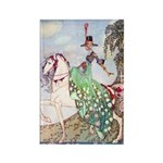 Kay Nielsen Princess Rectangle Magnet (10 pack)