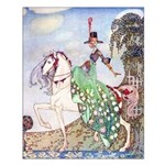 Kay Nielsen Princess Small Poster