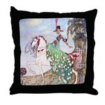 Kay Nielsen Princess Throw Pillow