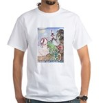 Kay Nielsen Princess White T-Shirt