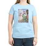 Kay Nielsen Princess Women's Light T-Shirt