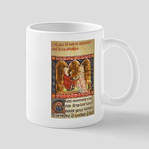 Arthur Legend 2 Lancelot and Guenevere Mugs