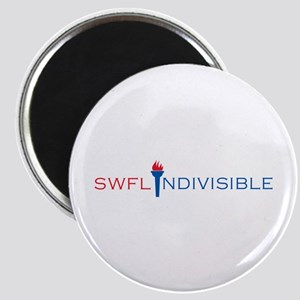 Swfl Indivisible Logo Magnets