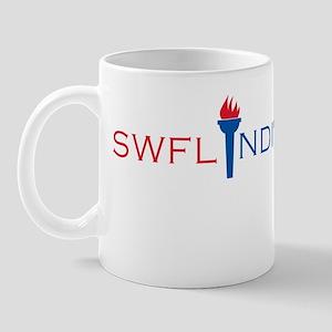 Swfl Indivisible Logo Mugs
