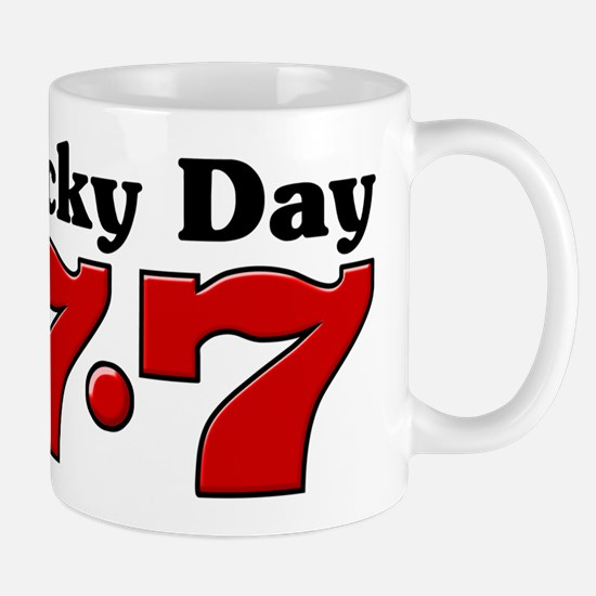 777 Our Lucky Day Mug