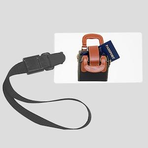 ReadyToTravel061809 Large Luggage Tag