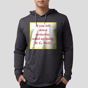 H. G. wells Long Sleeve T-Shirt