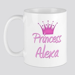 Princess Alexa Mug
