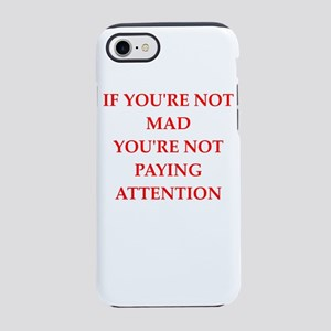 mad iPhone 8/7 Tough Case