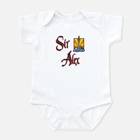 Sir Alex Infant Bodysuit