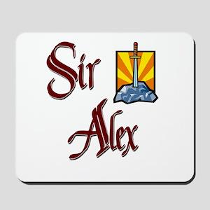Sir Alex Mousepad