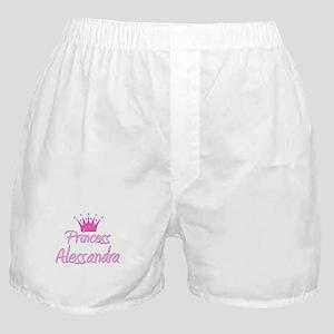 Princess Alessandra Boxer Shorts