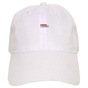 8eb3a8f3aaf A Glamping Hats - CafePress