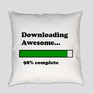 Downloading Awesome Quote Everyday Pillow