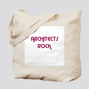 ARCHITECTS  ROCK Tote Bag