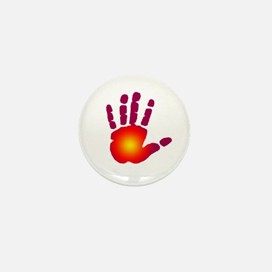 Energy Hand Mini Button