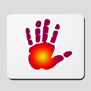 Energy Hand Mousepad