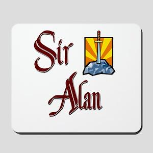 Sir Alan Mousepad