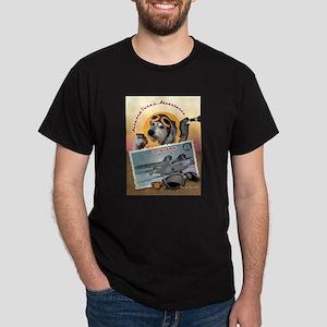 Harv & Vera in Panama Dark T-Shirt