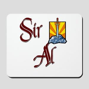 Sir Al Mousepad