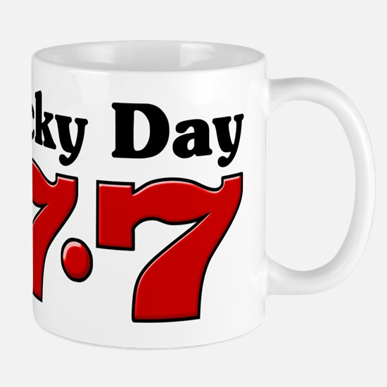 My Lucky Day 777 Mug