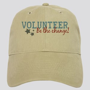 Volunteer Be the Change Cap