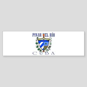 Pinar del Rio Bumper Sticker